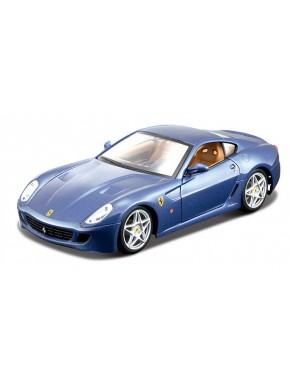 Сборная автомодель Maisto (1:24) Ferrari Синий