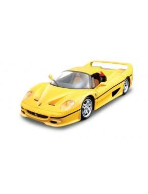 Сборная модель Maisto Ferrari F50 Hard Top 1:24 Желтый
