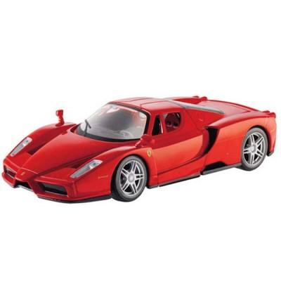 Сборная автомодель Maisto (1:24) Ferrari Enzo Красный