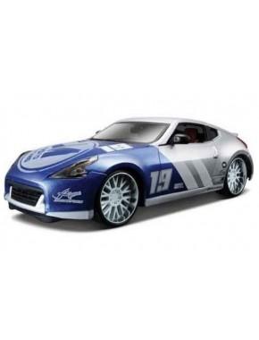 Автомодель Maisto (1:24) 2009 Nissan 370Z  Серебристо-синий