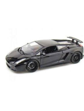 Автомодель Maisto (1:18) Lamborghini Gallardo Superleggera Чёрный металлик