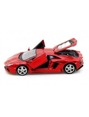 Автомодель Maisto (1:24) Lamborghini Aventador LP700-4 Красный тюнинг