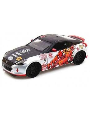 Автомодель Maisto (1:24) 2009 Nissan 370Z  Серебристо-черный