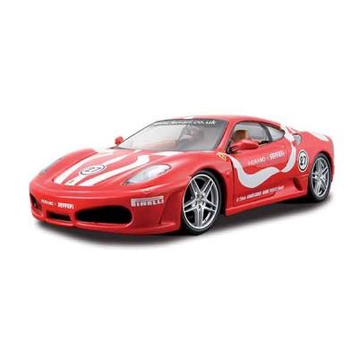 Сборная автомодель Maisto (1:24) Ferrari F430 Challenge Trofeo Pirelli Красный