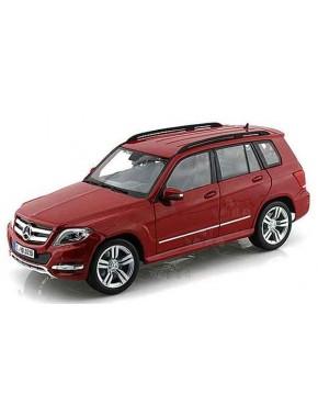 Автомодель Maisto (1:18) Mercedes-Benz GLK Красный