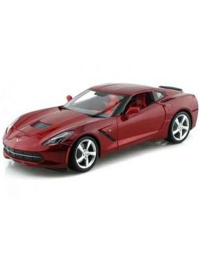 Автомодель Maisto (1:18) 2014 Corvette Stingray Красный