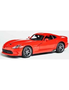 Автомодель Maisto (1:18) Dodge Viper 2013 Красный