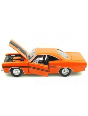 Автомодель Maisto (1:24) 1970 Plymouth GTX  Оранжевый