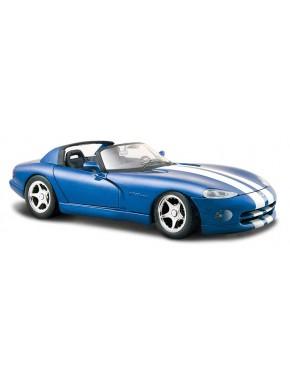 Автомодель Maisto (1:24) '97 Dodge Viper RT/10 Синий
