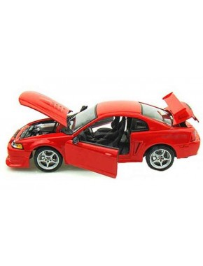 Автомодель Maisto (1:24) '99 Mustang Cobra  Красный