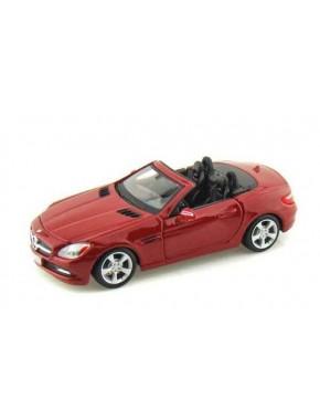 Автомодель Maisto (1:24) 2011 Mercedes-Benz SLK  Красный