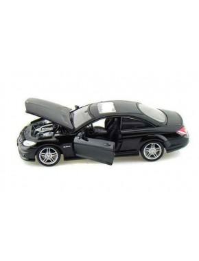 Автомодель Maisto (1:24) Mercedes-Benz CL63 AMG Чёрный металлик