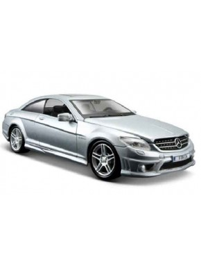 Автомодель Maisto (1:24) Mercedes-Benz CL63 AMG Себебристый