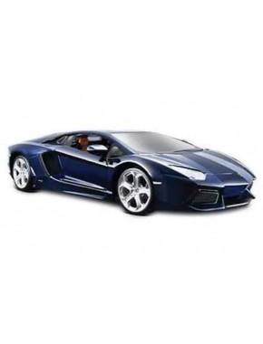 Автомодель Maisto (1:24) Lamborghini Aventador LP700-4 Синий металлик