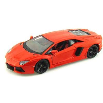 Автомодель Maisto (1:24) Lamborghini Aventador LP700-4 Оранжевый металлик