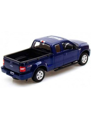 Автомодель Maisto (1:31) 2004 Ford F-150 FX4 Синий металлик