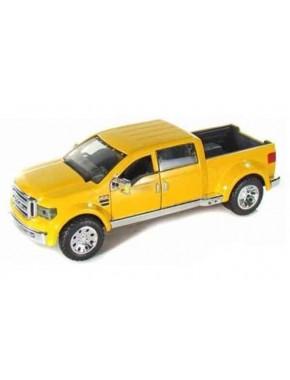 Автомодель Maisto (1:31) Ford Mighty F-350 Super Duty Желтый