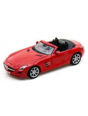 Автомодель Maisto (1:24) Mercedes-Benz SLS AMG Roadster Красный