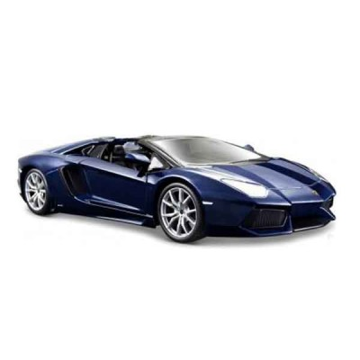 Автомодель Maisto (1:24) Lamborghini Aventador LP700-4 Roadster Синий металлик