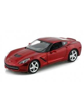 Автомодель Maisto (1:24) Corvette Stingray Coupe 2014 Красный металлик