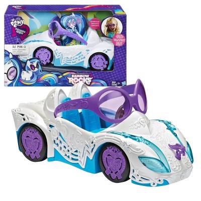 Hasbro My Little Pony Equestria Girls Авто для куклы