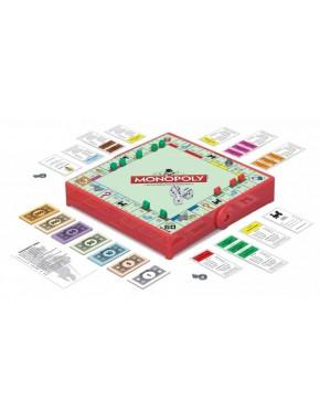 Настольная игра Монополия дорожная Hasbro на украинском языке (29188657)