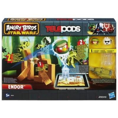 "Набор Hasbro Angry Birds SW ""Гонщики"" Endor (A6059)"