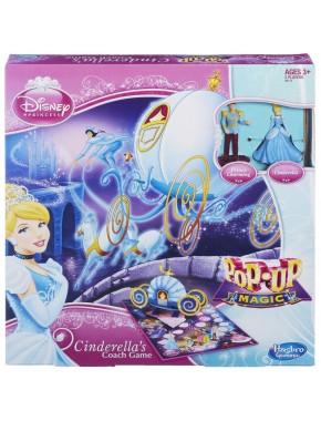 Настольная игра Принцессы Дисней: Волшебная карета Hasbro (A6172)