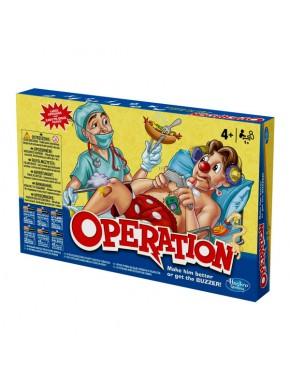 Настольная игра Операция (обновленная) Hasbro (A4053)