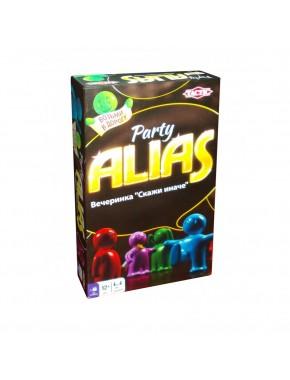 Настольная игра Tactic Пати Элиас Дорожная версия (53370)