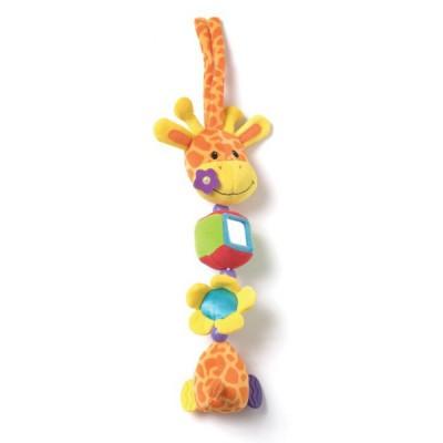 Музыкальная игрушка-подвеска Playgro Жираф