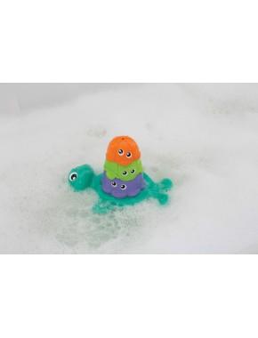 Игрушка для ванной Playgro Черепашка с друзьями 15410