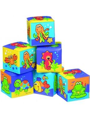 Игрушка для ванной Playgro Кубики