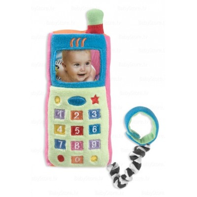 Развивающая игрушка Playgro Мой первый мобильный телефон (4659)