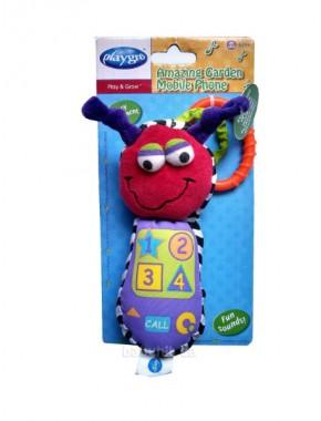 Детский мобильный телефон Playgro Удивительный Сад