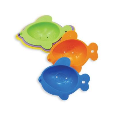 Игрушки для ванной Playgro Чашечки-формочки 4650