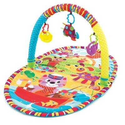 Развивающий коврик Playgro Игры в парке