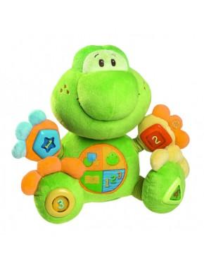 Развивающая музыкальная игрушка Playgro Лягушка-исследователь
