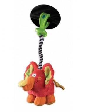 Музыкальная игрушка-подвеска Playgro Слоненок