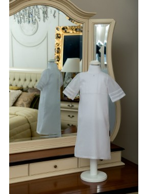 Рубашка для крещения Psh3white (0027)