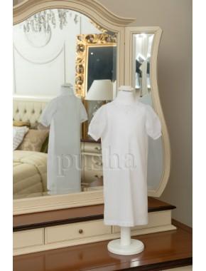 Рубашка для крещения Psh7white (0016)