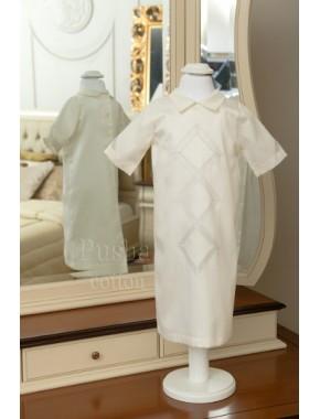 Рубашка для крещения Psh8ivory1 (0025)