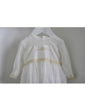 Авторское платье для крещения «Амелия» (0022)