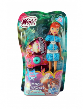 Winx Magic Flower Блум 27 см