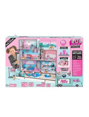 Игровой меганабор с куклами LOL - Модный особняк (555001)