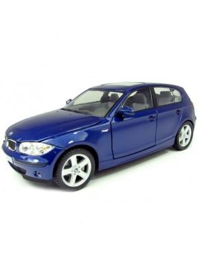 Автомодель 1:24 BMW 1 Series синий