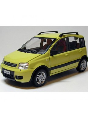 Автомодель 1:24 Fiat Nuova Panda