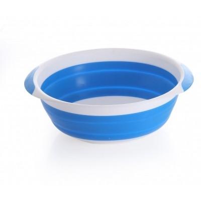 Babyhood - тазик складной, голубой (BH-708B)