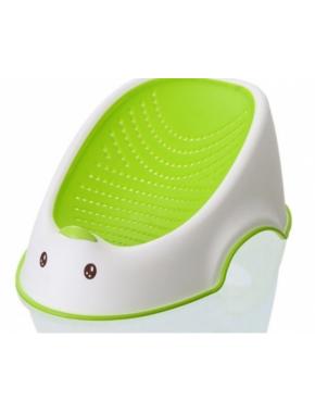 Babyhood - горка для купания Утенок, зеленый (BH-208G)