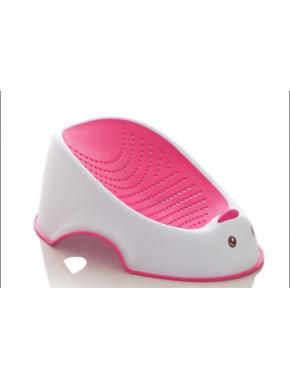 Горка для купания Babyhood Утенок, розовый (BH-208P)